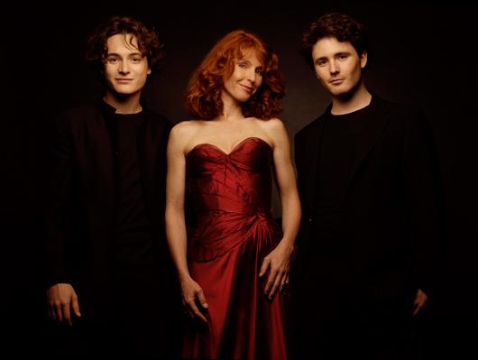Trio Casadesus Enhco - Caroline Casadesus, Thomas Enhco et David Enhco